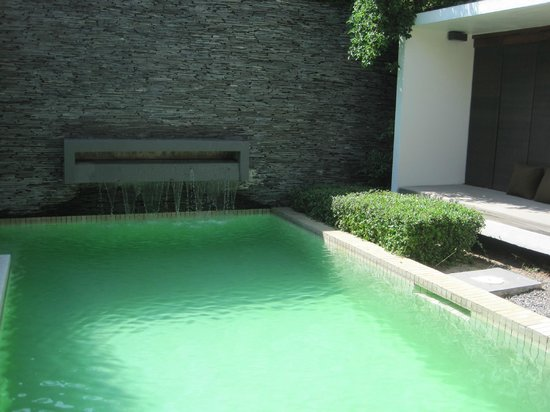  : Private pool in Villa 11