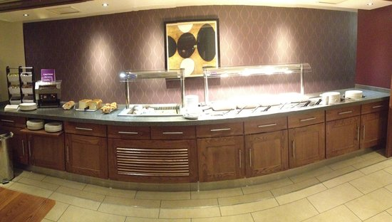 ‪‪Premier Inn Leeds City Centre Leeds Arena‬: More breakfast‬