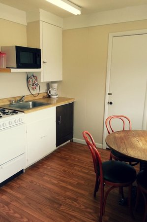 Bull Shoals, AR: our kitchenette