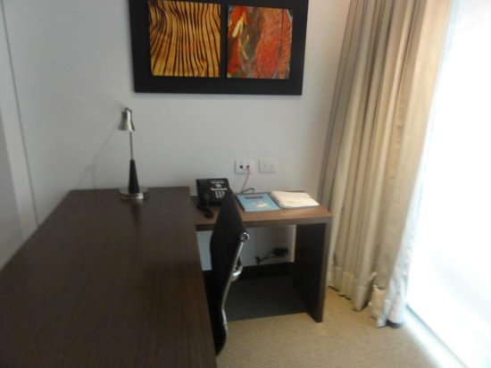 Holiday Inn Express Bogota: Escritrio