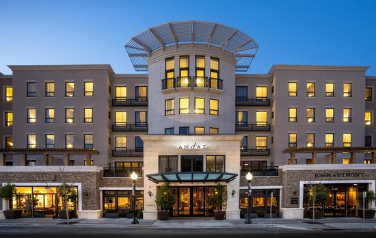 Andaz Napa: Hotel Exterior