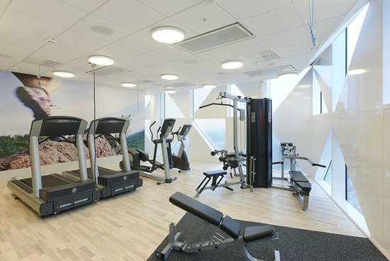 Kista, : Gym