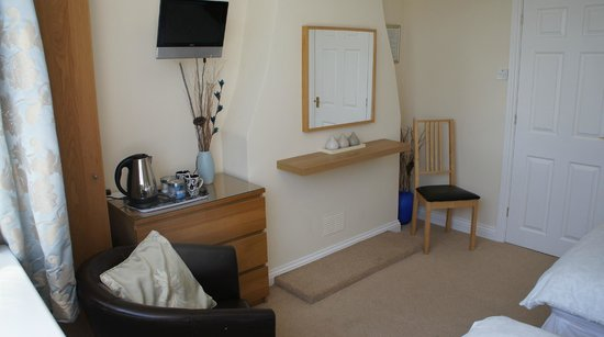 Alexander House: Kingsize/Twin Room