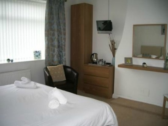 Gretna Green, UK: Kingsize/Twin Room