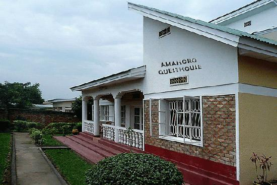Amahoro Guest House