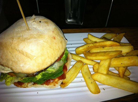 Joondalup, Australien: &quot;Wild Wild West&quot; Burger