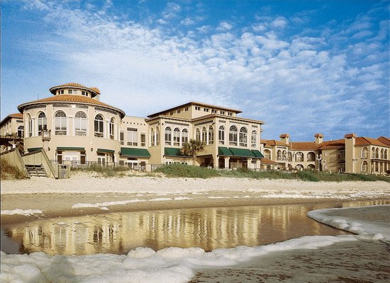 The Lodge and Club at Ponte Vedra Beach: Beachside Exterior