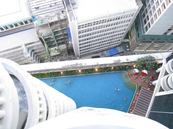 Swimming Pool Picture Of Lebua At State Tower Bangkok Tripadvisor