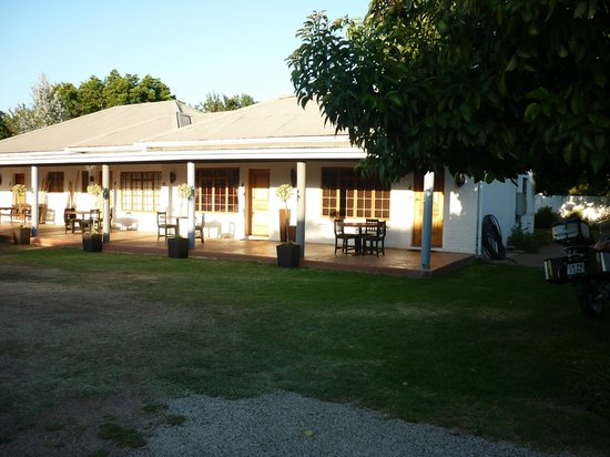 Kirkwood, Zuid-Afrika: Lovely accommodation