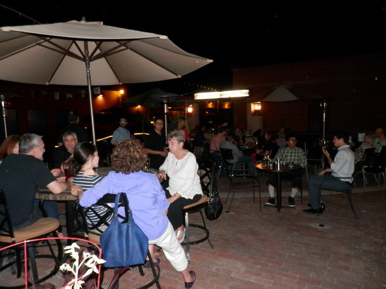 Gas Light Inn : Come hang out on our patio