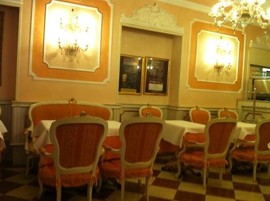 Hotel Canaletto: sala colazione