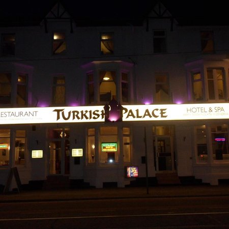 Turkish Palace Hotel, Restaurant and Spa