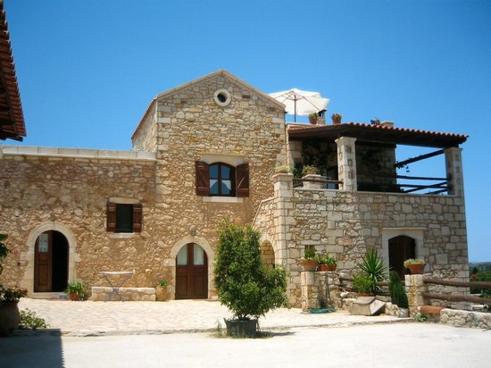 Strofilia VIllas: Wonderfully renovated stone-built villa