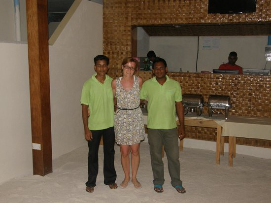 Kaafu Atoll: The best guys in the world :)