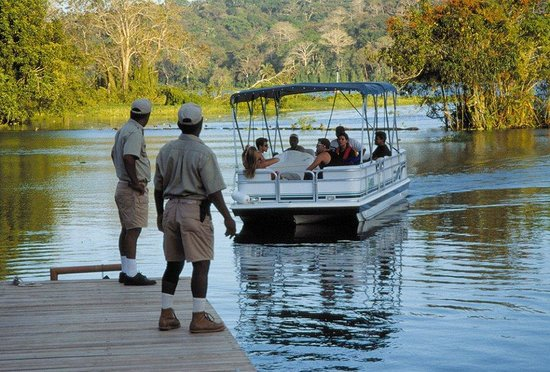 Gamboa Rainforest Resort Chagres River Boat Tour