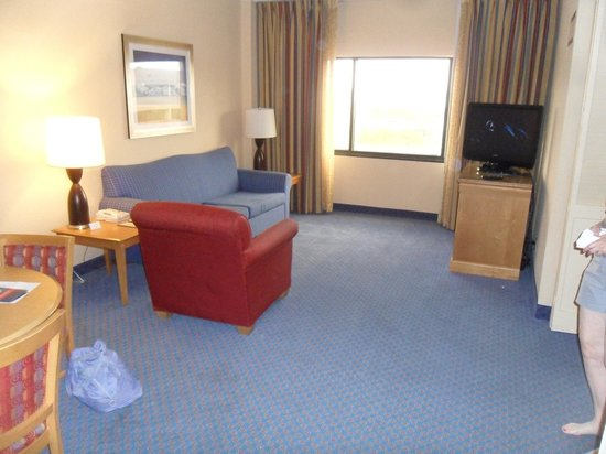 DoubleTree Suites by Hilton Hotel Orlando - Lake Buena Vista: Living area
