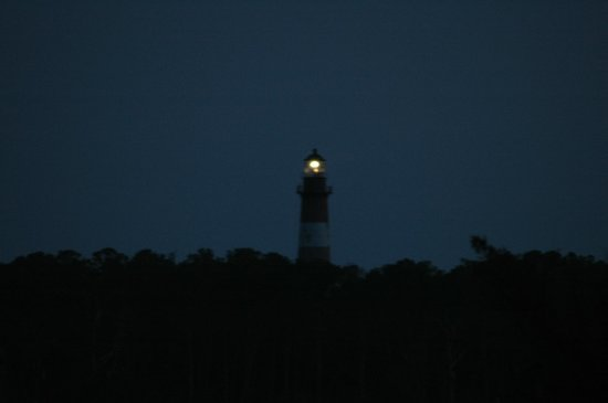 BEST WESTERN PLUS Chincoteague Island : View of the Lighthouse from our balcony