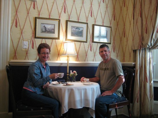 Ballastone Inn: Afternoon Tea