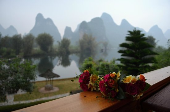 Yangshuo Mountain Retreat: Beautiful view