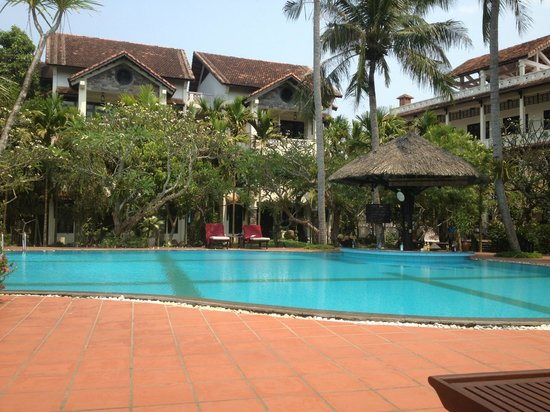 Hoi An Trails Resort: The pool
