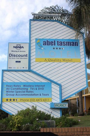 Abel Tasman Motel