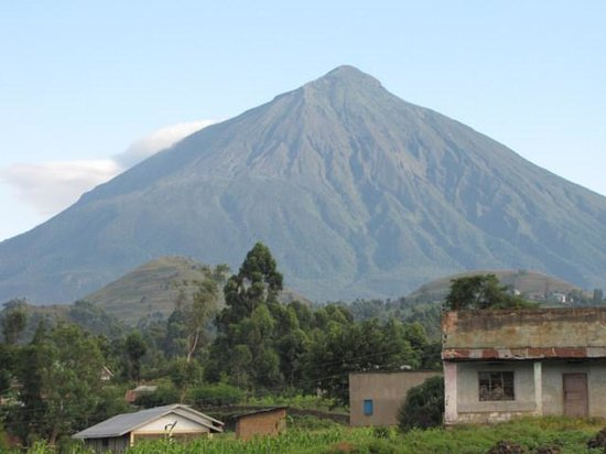 Bed and breakfasts in Kisoro