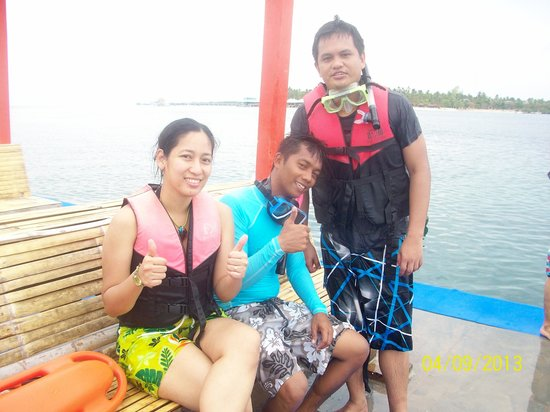 Dos Palmas Island Resort & Spa: our super bait marine tour guide!