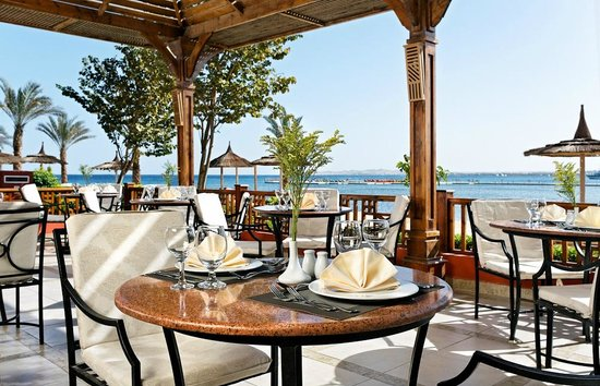 Beach Albatros Hotel: Mediterranean Restaurant