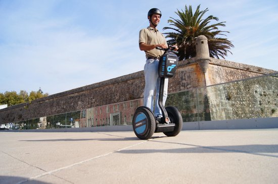 Segway Experience by Moving Free