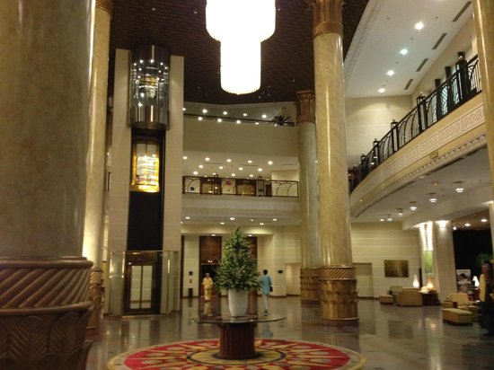 Hilton Hanoi Opera: lobby