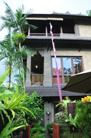 Bidadari Private Villas & Retreat - Ubud: Three storey Kenyeri villa
