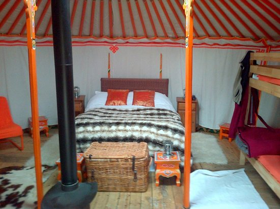 Great Glen Yurts
