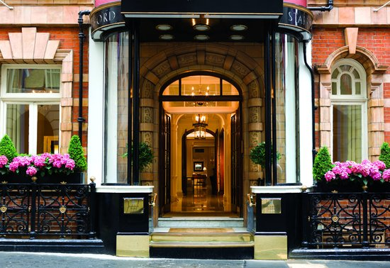 The Stafford London by Kempinski : Entrance