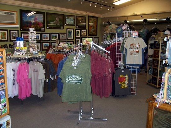 Coram, MT: This years special t's $7.99, Guests get 10% off all purchases