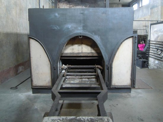 Terezin, Repubblica Ceca: forno