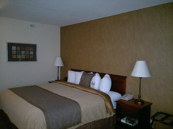 BEST WESTERN PLUS The Normandy Inn & Suites: Bedroom
