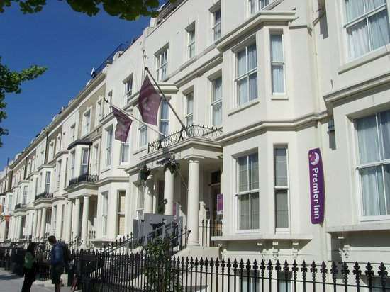 Premier Inn London Kensington - Olympia: premier inn london kensington olympia
