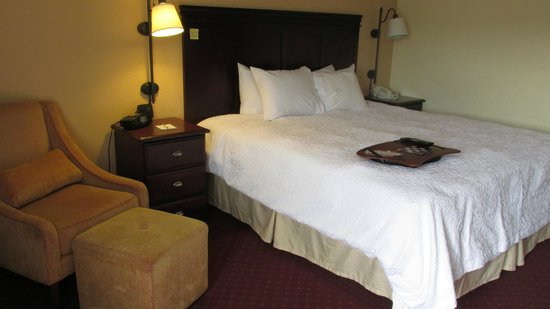 Hampton Inn Somerset: Comfortable Room