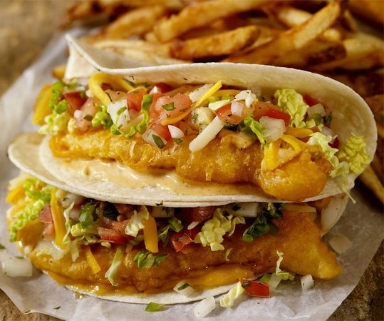 Spruce Grove, Canada : Fish Taco 