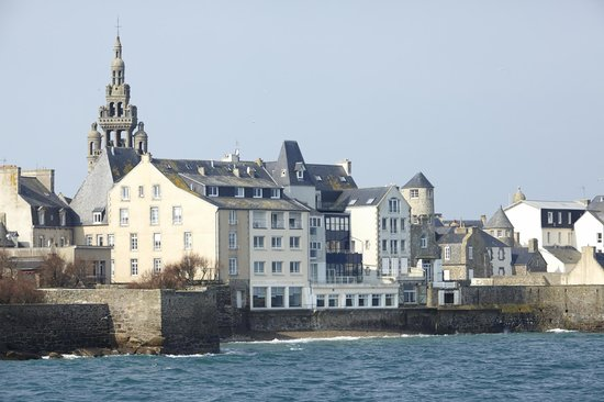 Photo of BEST WESTERN Grand Hotel Talabardon Roscoff
