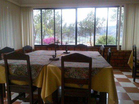 Rancho Constanza: Dinning Room View