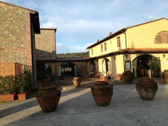Hotel Casolare le Terre Rosse: Hotel Casolare