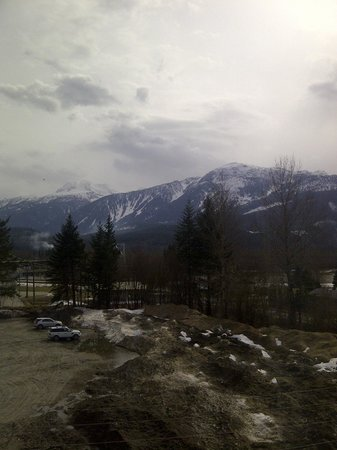 BEST WESTERN PLUS Revelstoke: Room with a view