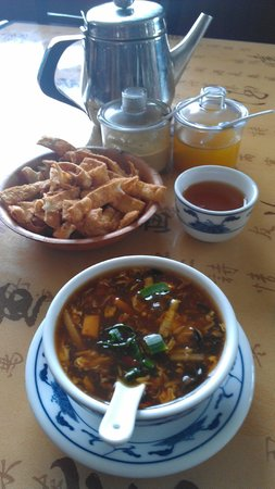 Miami Gardens, FL: Hot & Sour Soup