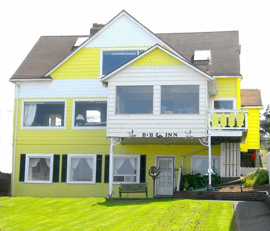 Hotels Lincoln City Oregon: Breyhouse Ocean View Bed And Breakfast Inn (Lincoln City