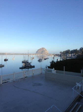 Inn at Morro Bay: The Rock!