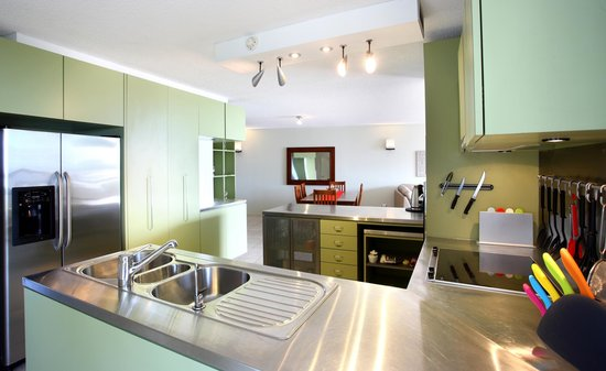 Gemini Resort: Kitchen in a three bedroom apartment
