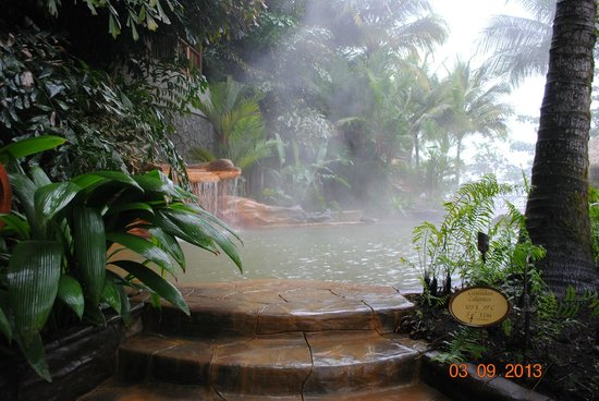 The Springs Resort and Spa: Hot Spring