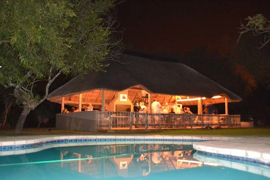 Dinonyane Bush Lodge