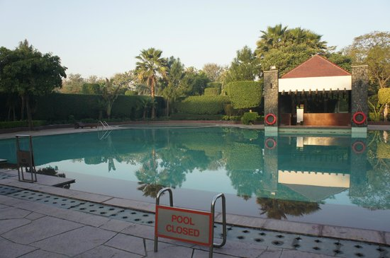 The Uppal Hotel - an Ecotel Hotel: Pool area